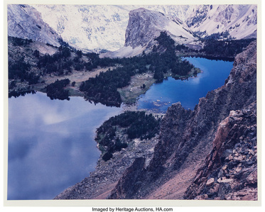 Bear Tooth Mountain, Twin Lakes, Montana
