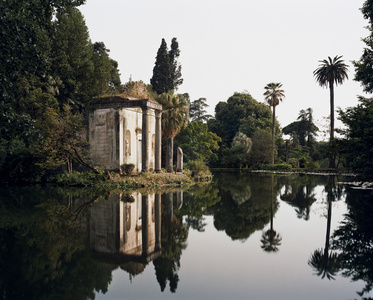 Caserta I (from the Italian Gardens Series), Edition of 5, this is 4/5