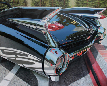 Redwood Cadillac
