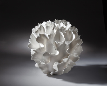 Sculptural Organic Vessel