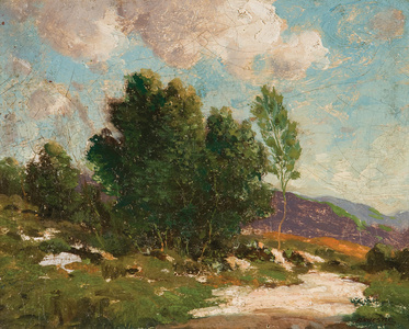Summer Clouds, Old Lyme
