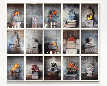 The Headless Buddhas of Angkor