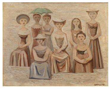 Donne al sole / Gruppo di donne