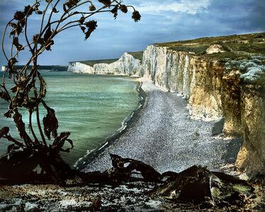 Chalk Shoreline