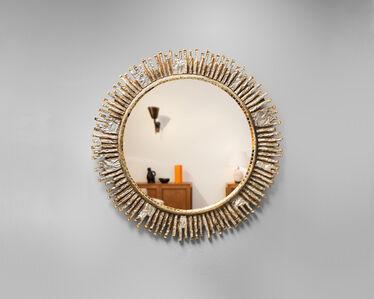 """Very rare """"Solaire"""" mirror"""
