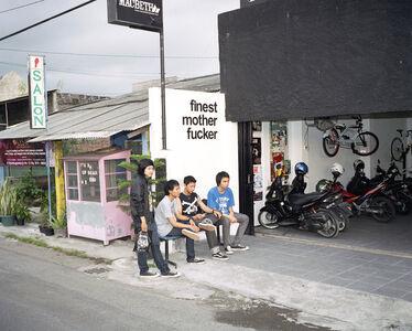 Finest Motherfuckers Slackers Company, Yogyakarta, Indonesia February 2010