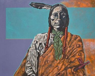 """Wounded Bull / Arapaho"""
