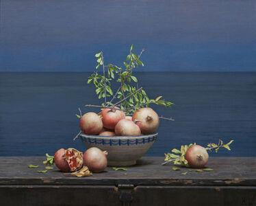 The Alboran Sea and the Pomegranates