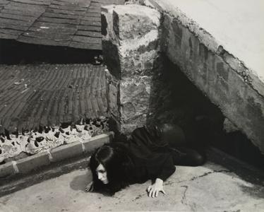 Historia de un Vampiro. Sucedió en Coyoacán, Coyoacán, Ciudad de México