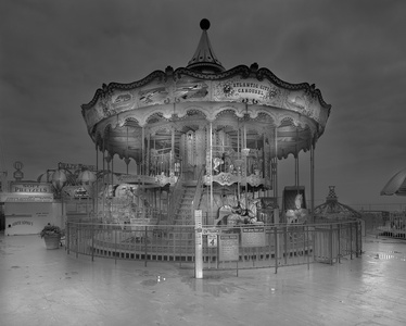 Atlantic City Carousel, Steal Pier, New Jersey