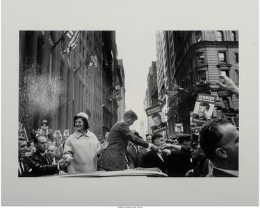 JFK and Jackie, New York