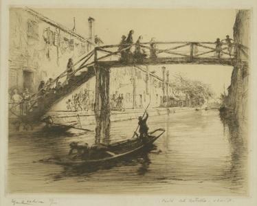 Ponte del Bottello, Venice