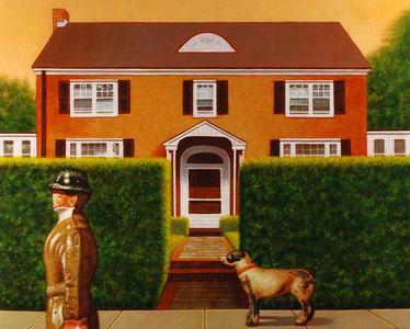 Suburban Hedge