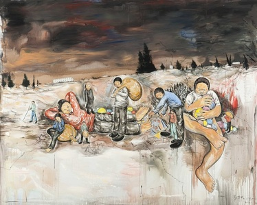 Waste picker- Li Jikai new works issuance