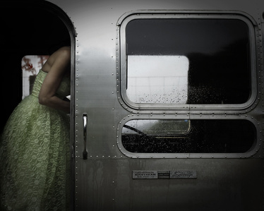 untitled, from the series Green Dress