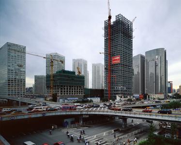 Guomao Bridge, Beijing