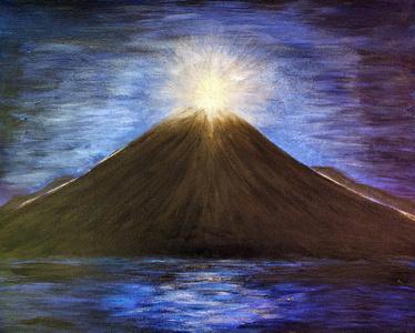 Fuji's Diamond