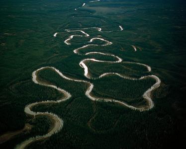 Winding River, Northwest Territories