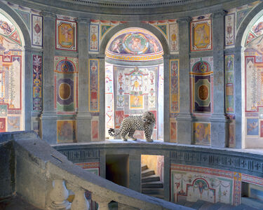 The Winds of Change, Villa Farnese, Caprarola