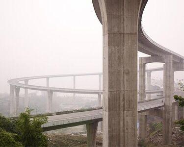 Access Roads, Caiyuan Bridge 3, Chongqing