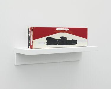 Muted Cigarette Carton