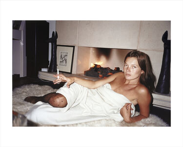 Kate Moss (From the Kate Moss Portfolio published by Danziger Gallery)