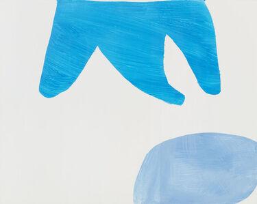 Untitled (2 Blues)