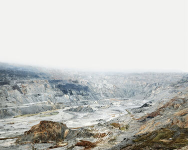Copper Mine (Moldova Noua, South-West Romania), 2012, from the series Notes for an Epilogue