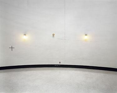 Untitled (Black Malevitch Cross)