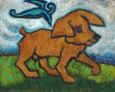 Den glade hund (The happy Dog)