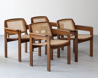 """Set of four """"Julia"""" chairs"""