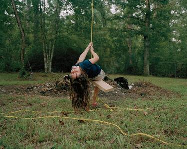 Kaylyn Swinging