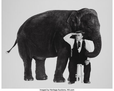 Buster Keaton, What Elephant?