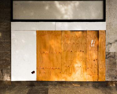 Sem título #9 - da série Mitigação sem impacto (Convite à pintura) [Untitled #9 - from the series Mitigation without impact (Invitation to painting)
