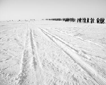 Running clean water (Clean Water Run, Lake Baikal, Siberia, Russia)