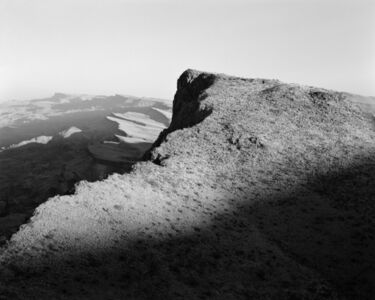 Macho Peak Looking North. Pino Ranch, Texas