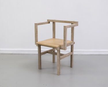 Stoned Chair 2