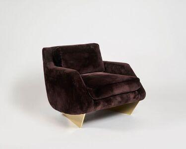 Marquise Whalebone armchair