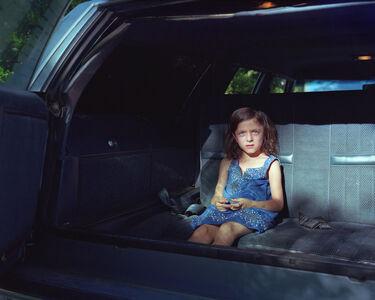 Mavis in the Backseat