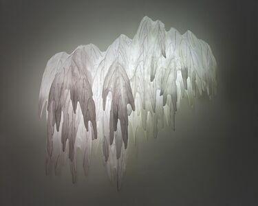 Entudia, 2015: Soma light sculpture