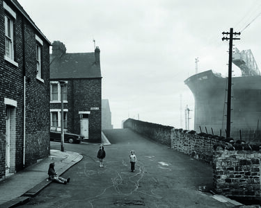 Housing and Shipyard, Wallsend, Tyneside