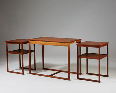 """Nest of tables """"Släden"""""""