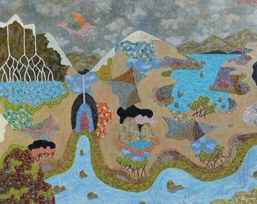 Sacred Landscape #9