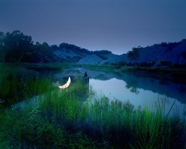 Journey of the Private Moon to Formosa