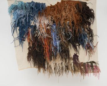 "Banner 5, from ""L'incendie"", Ary Scheffer"