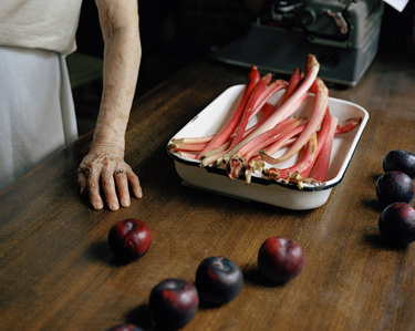 Margaret's Rhubarb
