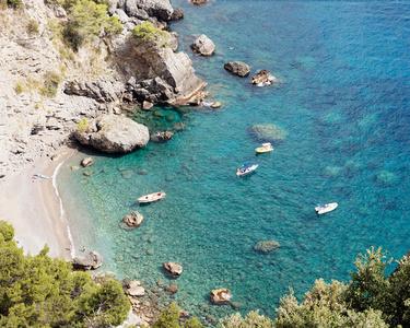 Private Beach Praiano