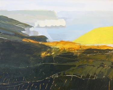 Evening Sun, Yorkshire Coast