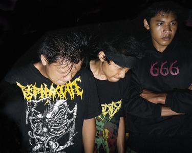 Headbanging Studio Gig, Yogyakarta, Indonesia February 2010