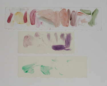 Process Work (#3): Ink Blots